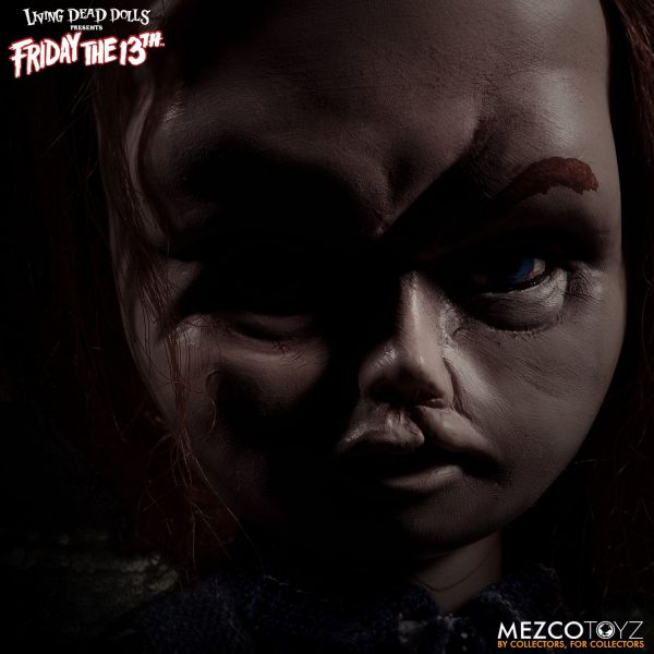 Living Dead Dolls Friday The 13th Jason Voorhees Doll: Living Dead Doll Present: Deluxe